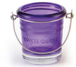 YC Votive Holder Bucket Paars