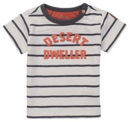 Noppies T-shirt Togoville White Sand