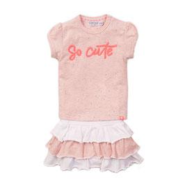 Dirkje 2 pce babysuit skirt