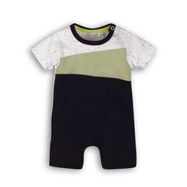 Dirkje 1 pce Babysuit Short