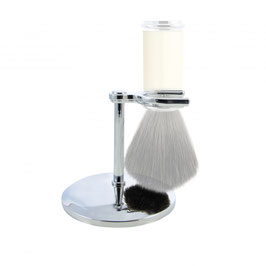 EJ Stand, Shaving Brush, Chrome