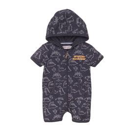 Dirkje 1 pce babysuit with Hood Boys