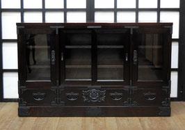 岩谷堂箪笥 サイドボード 中央引き戸