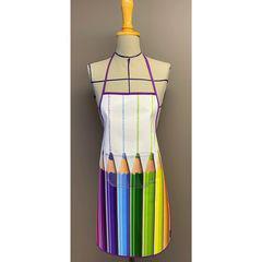 Tablier crayons