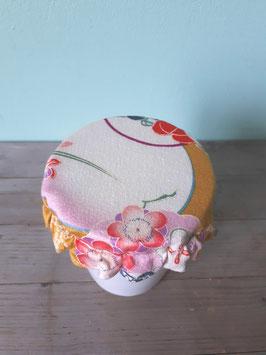 Food Hood für Gurken, Zwiebeln und Zitrusfrüchte, japanische Blüten II
