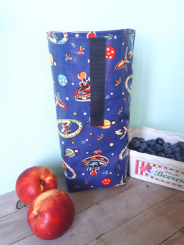 Lunchbag Atomic Age Weltall