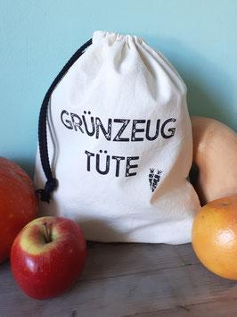 Grünzeugtüte / Veggiebag / Obstbeutel / wiederverwendbares Einkaufsnetz / Einkaufsbeutel