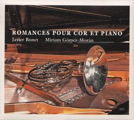 Romanes pour cor et Piano