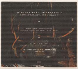 Sonatas Para Fortepiano con Trompa Obligada