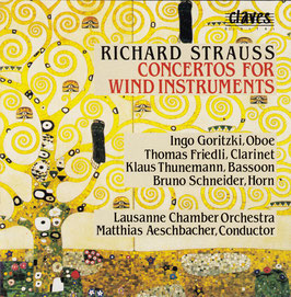 Richard Strauss - Concertos for Wind Instruments