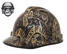 SONS OF ANARCHY CAP - MADE TO ORDER