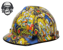 SIMPSONS CAP - MADE TO ORDER