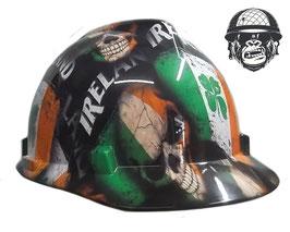 IRELAND SKULLS CAP - MADE TO ORDER