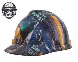 SURFER CAP - MADE TO ORDER