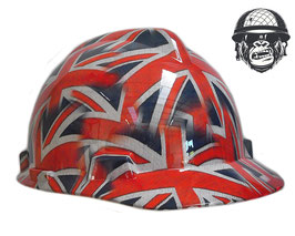 UNION JACK CAP - MADE TO ORDER