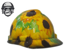 SUNFLOWER CAP - MADE TO ORDER
