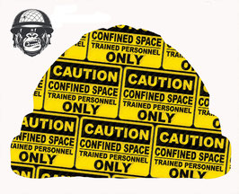 CONFINED SPACE CAP - MADE TO ORDER - NEW DESIGN