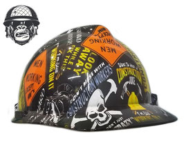 CONSTRUCTION CAP - MADE TO ORDER