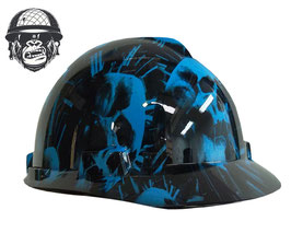 FURY BLUE CAP - MADE TO ORDER