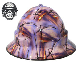 SUNSET CRANES WIDE BRIM - MADE TO ORDER