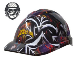 SPIDERMAN CAP - MADE TO ORDER