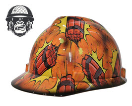 DYNAMITE COMIC CAP - MADE TO ORDER