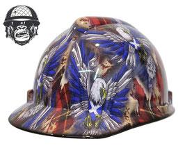 SCOTTISH EAGLE CAP - MADE TO ORDER