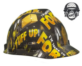 FORK STUFF UP CAP - MADE TO ORDER