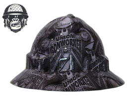 UNION IRONWORKER WIDE BRIM - MADE TO ORDER