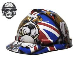 BRITISH BULLDOG CAP - MADE TO ORDER