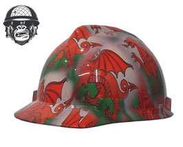 WALES CAP - MADE TO ORDER