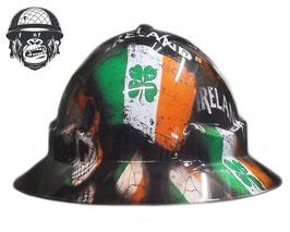 IRELAND SKULLS WIDE - MADE TO ORDER