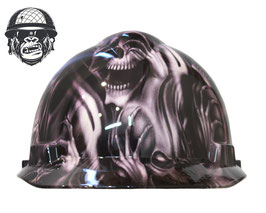 GHOST CAP - MADE TO ORDER