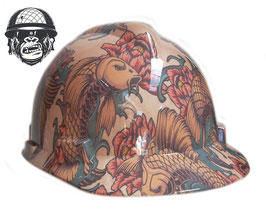 GOLDEN KOI CAP - MADE TO ORDER