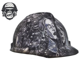 DAMES OF DEATH CAP - MADE TO ORDER