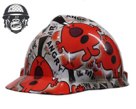 MR ANGRY CAP - MADE TO ORDER