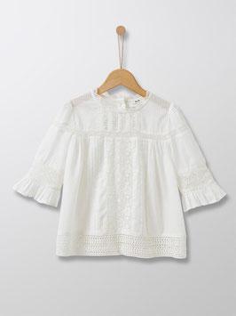 Mädchen-Bluse, Trousseau von Cyrillus