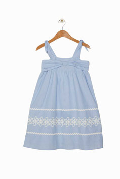 Derhy Kids Besticktes Kleid