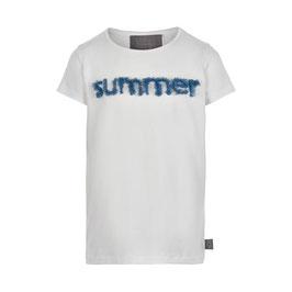 Creamie Kinder-Shirt Kurzarm mit SUMMER Print