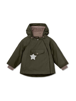 Tolle Mini A Ture Winterjacke Wang in Forest Night