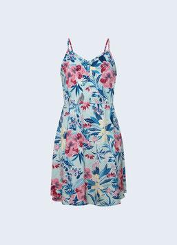 Pepe Jeans Abby Kleid mit tropischem Aufdruck