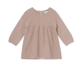 Mini A Ture Kleid Anna-Likka aus Wolle in Cloudy Rose