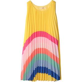 Tolles Plissiertes Kleid in gelb von Billieblush