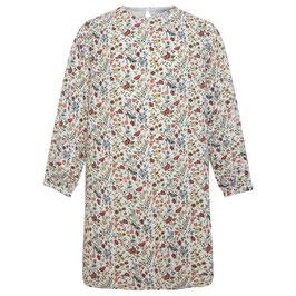 Creamie Kleid mit Blumenmuster in Deauville Mauve