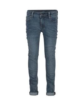 Blue Grey Ryan Skinny Fit comfort stretch denim von Indian Blue jeans