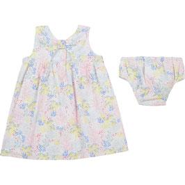 Carrément Beau Baby Kleid mit floralem Print