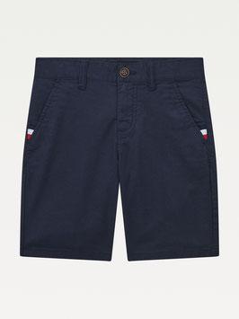 Essential Slim TH Flex Chino-Shorts in Twilight Navy