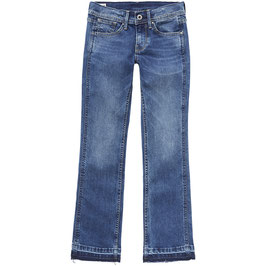 PEPE JEANS BOOTCUT FIT MID WAIST JEANS