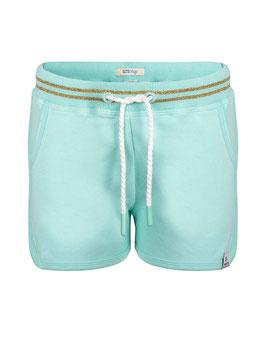 Jogging Short in Mint Green von Indian Blue Jeans