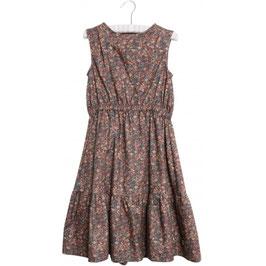Schönes Wheat Kleid hergestellt aus einem weichen Flannel Material